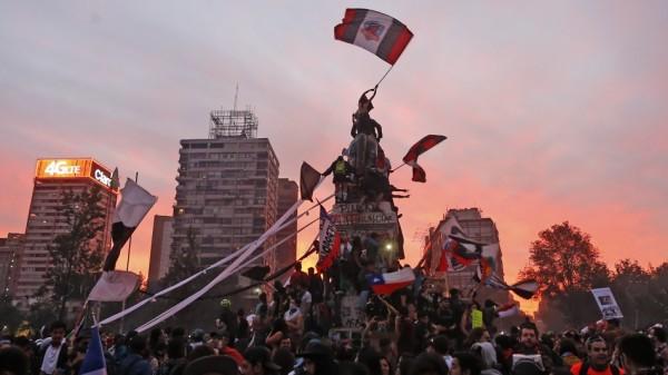 Estadillo social de Chile